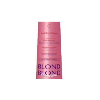 Matizador Blond Blond Platinum 50ml